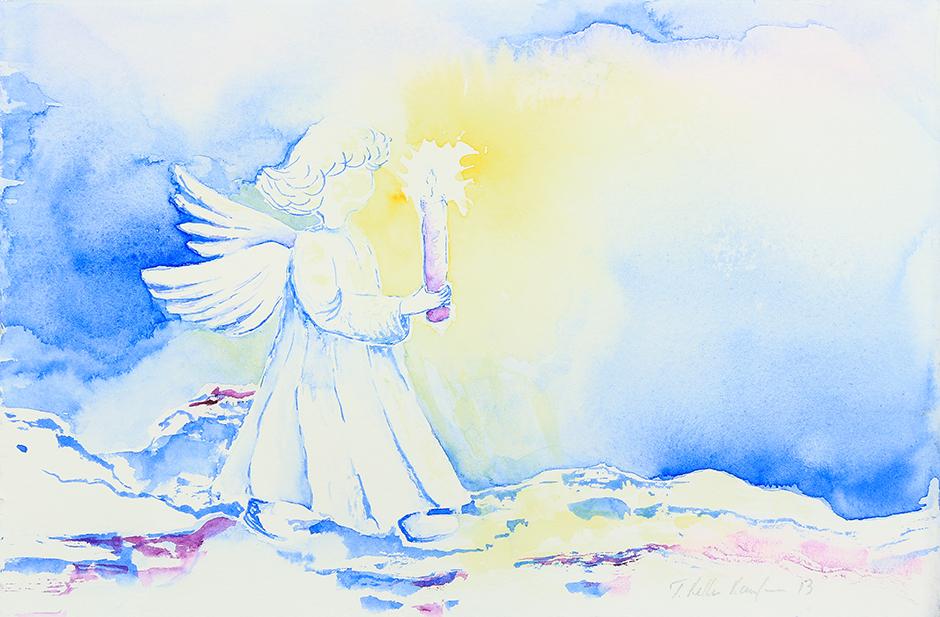 Engel der Fröhlichkeit